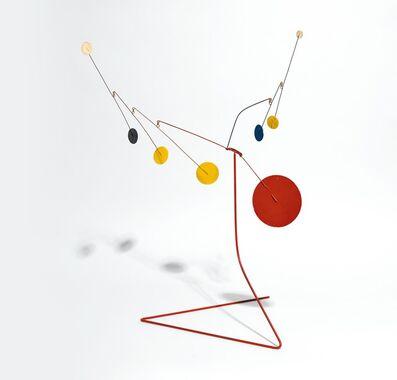 Alexander Calder, 'Petit Mobile sur Pied', 1953