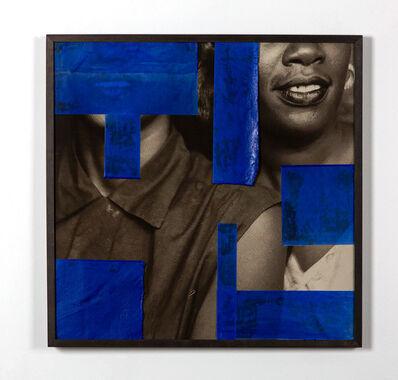 Alanna Fields, 'Untitled (Blue)', 2019
