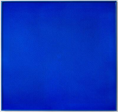 Gina Osterloh, 'Orifice, Blue (Holding Space)', 2018