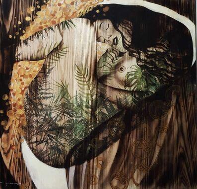 Ngo Van Sac, 'Klimt in Tropical dream', 2019