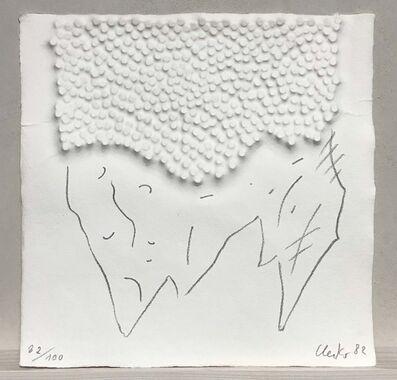 Günther Uecker, 'Untitled', 1982