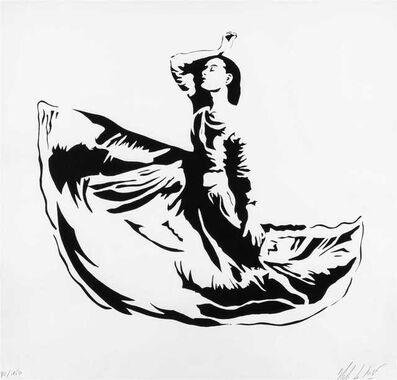 Blek le Rat, 'Dancer', 2008