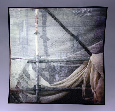Luanne Rimel, 'Scaffold Curtain 02', 2018