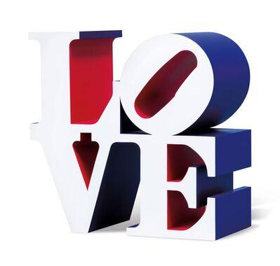 Robert Indiana, 'American Love', 1966-2000