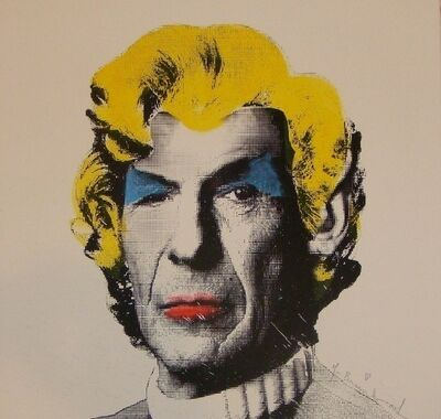 Mr. Brainwash, 'Spock Monroe', 2010