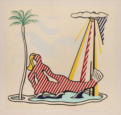 Roy Lichtenstein, 'Mermaid, from Surrealist Series ', 1978