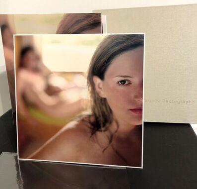 Mona Kuhn, 'Merle photograph & book', 2003