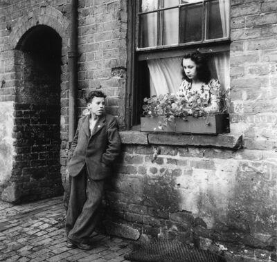 Bert Hardy, 'Millions Like Her, Betty Burden, A Shopgirl in Birmingham', 1951
