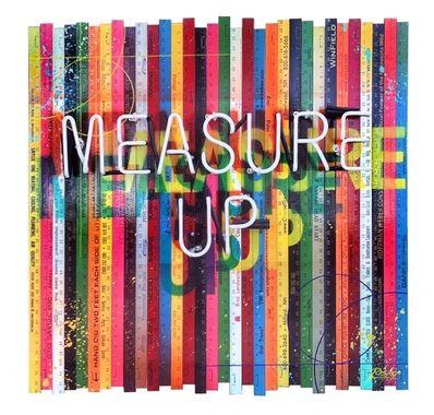 RISK, 'Measure Up #1', 2018
