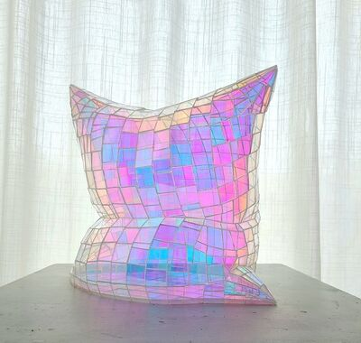 Colin Roberts, 'Mini Glass Pillow', 2020