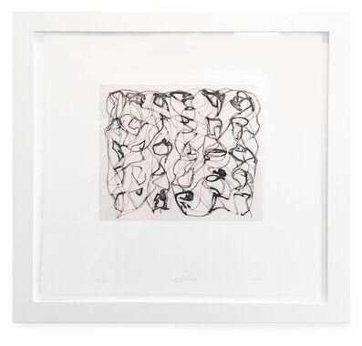 Brice Marden, '#8', 2012