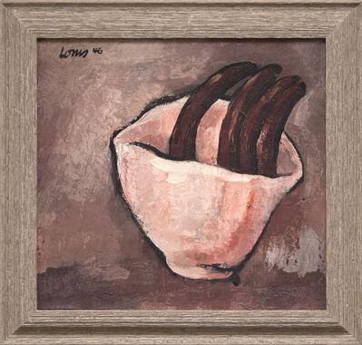 Morris Louis, 'Bowl of Bananas', 1946