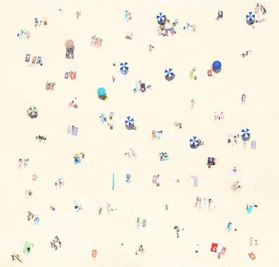 Joshua Jensen-Nagle, 'Sydney Sunbathers I', 2015