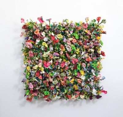 Stefan Gross, 'Flower Bonanza - No. 1', 2018