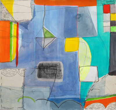 Gustavo Ramos Rivera, 'Tarde Rodeada de Silencio (Afternoon Surrounded by Silence)', 2001