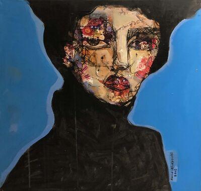 Aula Alayoubi, 'Portrait', 2015