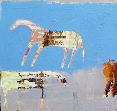 Ali Hassan, 'Desert Horse 1', 2015