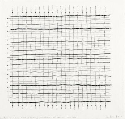 Edda Renouf, 'Constellation Series - 1 (Ways Crossing)', 1998