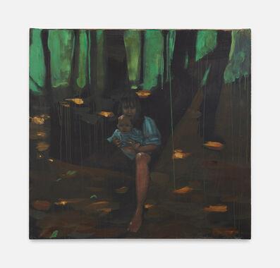 Christian D. Stefanovici, 'Mutter & Kind im Wald ', 2018