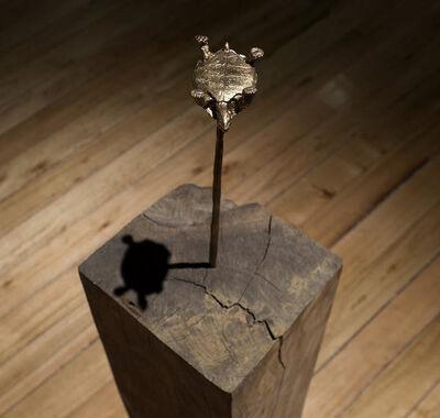 Manuela Ribadeneira, 'El mundo está patas arriba', 2016