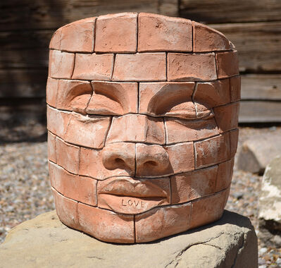 James Tyler, 'Brick face LOVE 2 '