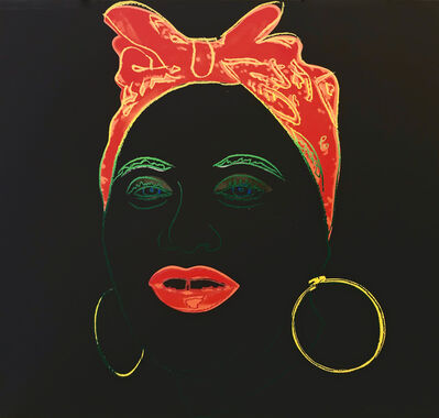 Andy Warhol, 'Myths: Mammy, II.262', 1981
