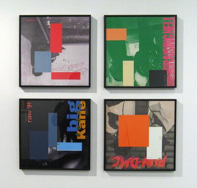 Karlos Carcamo, 'Untitled I - IV', 2014