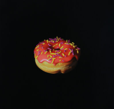 Jason Walker, 'Red Donut', 2016