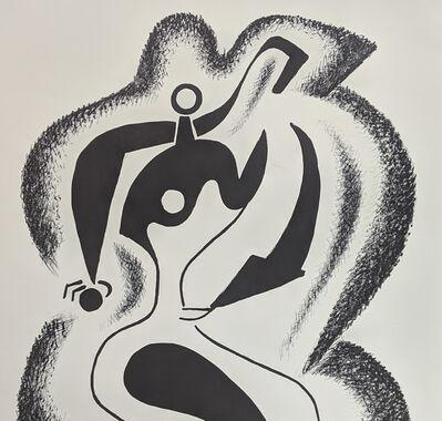 Alexander Archipenko, '2 Lithographs'