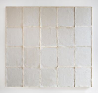 Robert Courtright, 'Untitled (White) Collage Construction', n.d.