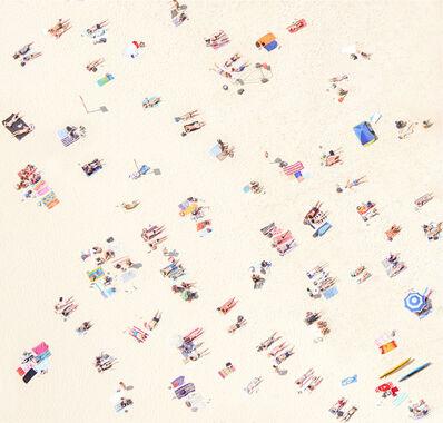 Joshua Jensen-Nagle, 'Sydney Sunbathers II', 2015