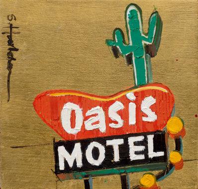 Stephanie Hartshorn, 'Oasis Motel', 2016