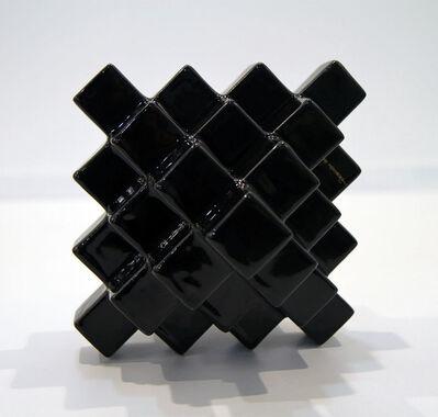 Pedro Friedeberg, 'Piedra Filosofal Cerámica', 2016