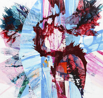 Astrid Sylwan, 'Ess i svärd', 2019