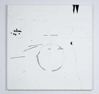 Manfred Mohr, 'Bild 251/66', 1966