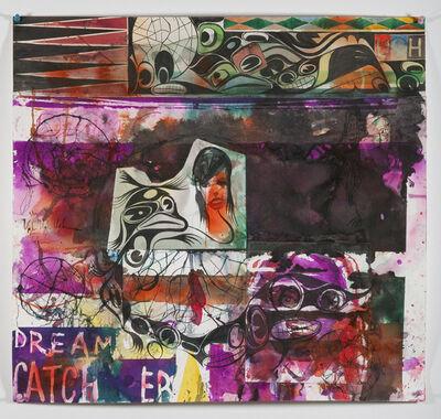 Brad Kahlhamer, 'Ugh and the Dreamcatcher', 2010