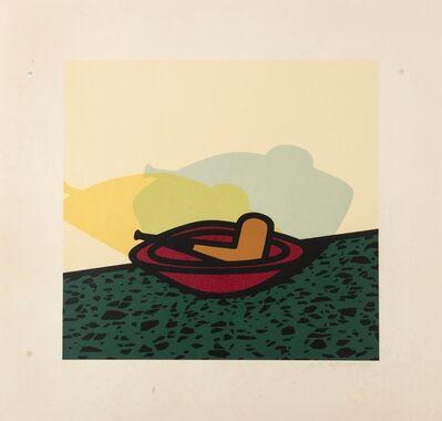 Patrick Caulfield, 'Pipe in Bowl (Cristea 50)', 1976