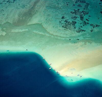 Joshua Jensen-Nagle, 'Kaneohe Sandbar II'