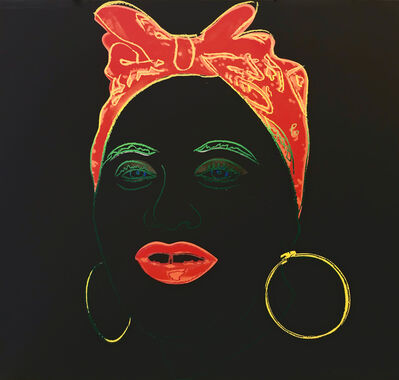 Andy Warhol, 'MYTHS: MAMMY FS II.262', 1981