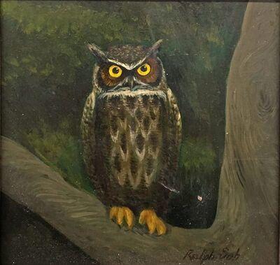 Ralph Soh, 'Untitled (Owl)', n.d.
