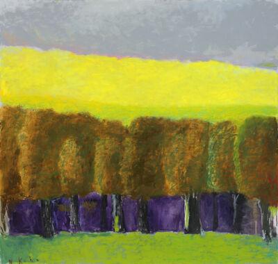 Wolf Kahn, 'Plantation', 2013