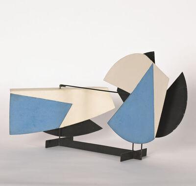 Pol Bury, 'Plan mobiles', 1953