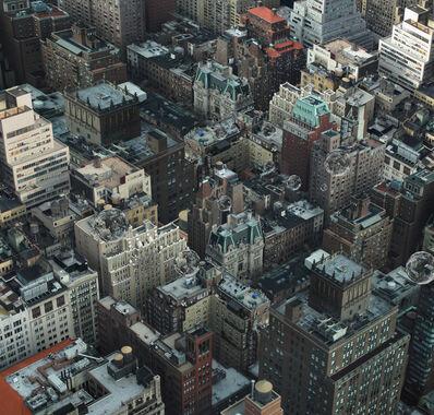 Ricardo van Steen, 'Midtown Manhattan ', 2017