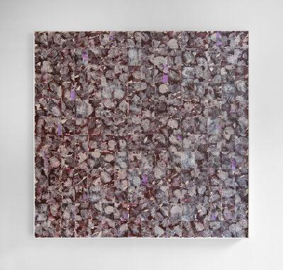 Robert Courtright, 'Purple Tread', 1983