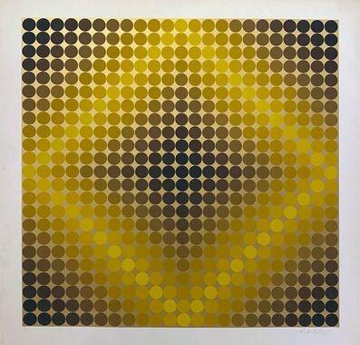 Victor Vasarely, 'No title', ca. 1970
