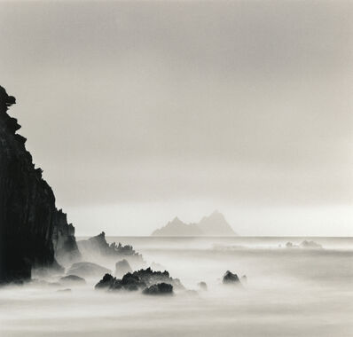 William Scott (b. 1967), 'Skellig's Rock, Study 1, Ireland', 2004