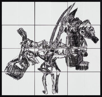 Pierre Mukeba, 'Anatomical Observation', 2021