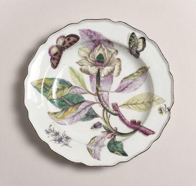 Chelsea Porcelain Factory, 'Plate ', 1753-1758