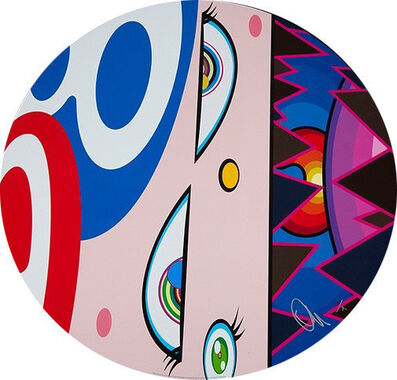 Takashi Murakami, 'We Are The Square Jocular Clan #6', 2018
