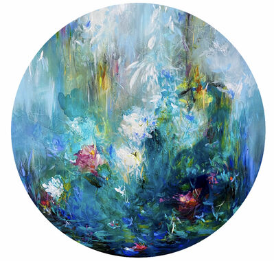 Jennifer JL Jones, 'Moon's Garden', 2020
